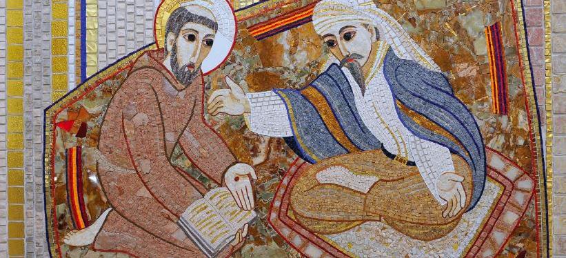 Jeudi 12 décembre : Table ronde sur le film « St François et le Sultan »